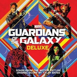 Tyler Bates, Various<br>Guardians Of The Galaxy (Deluxe)<br>CD, Comp + CD + DL